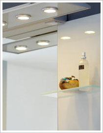 lys til badeværelse Spejle og lys i badeværelset lys til badeværelse